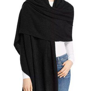 BCBG Black Wrap Shawl